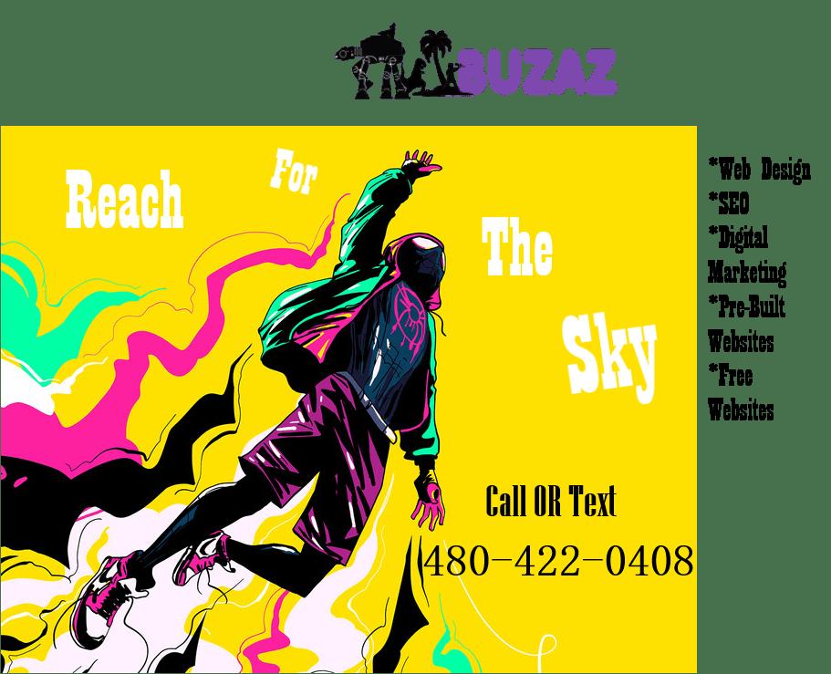 Free website with Buzaz