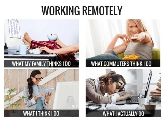 what I do working remote - nerd of fortune
