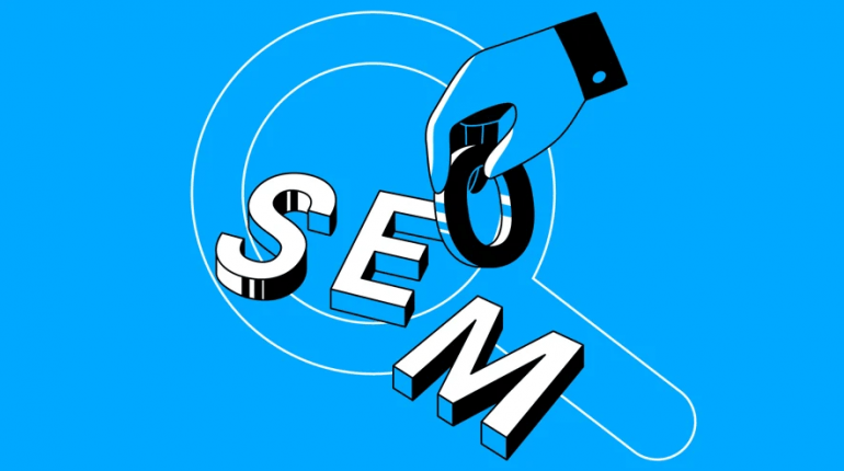 seo vs sem - hitchhikers guide to websites